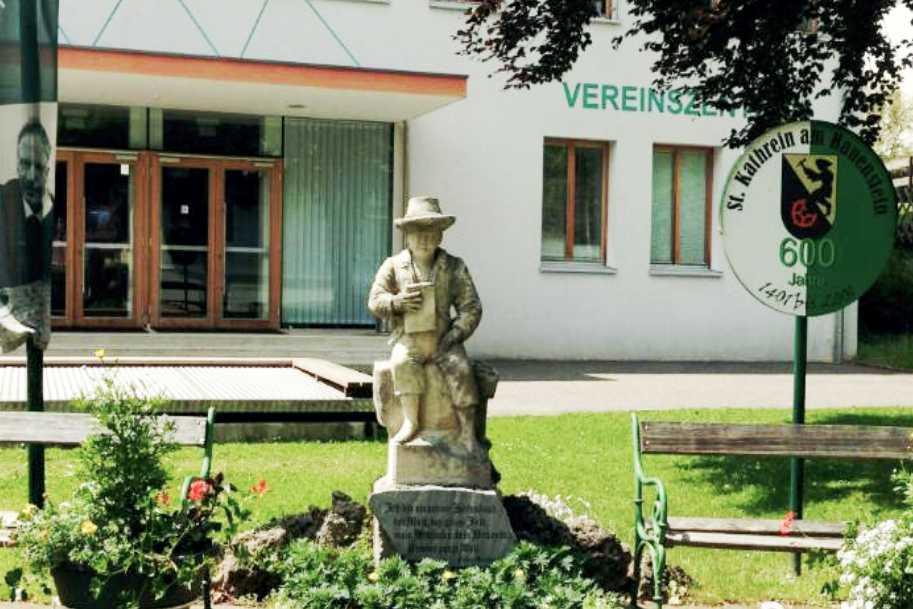 Gasthof zur Post – Königshofer Sankt Kathrein am Hauenstein Gastgeber am Feistriztalradweg R8 Unterkunft