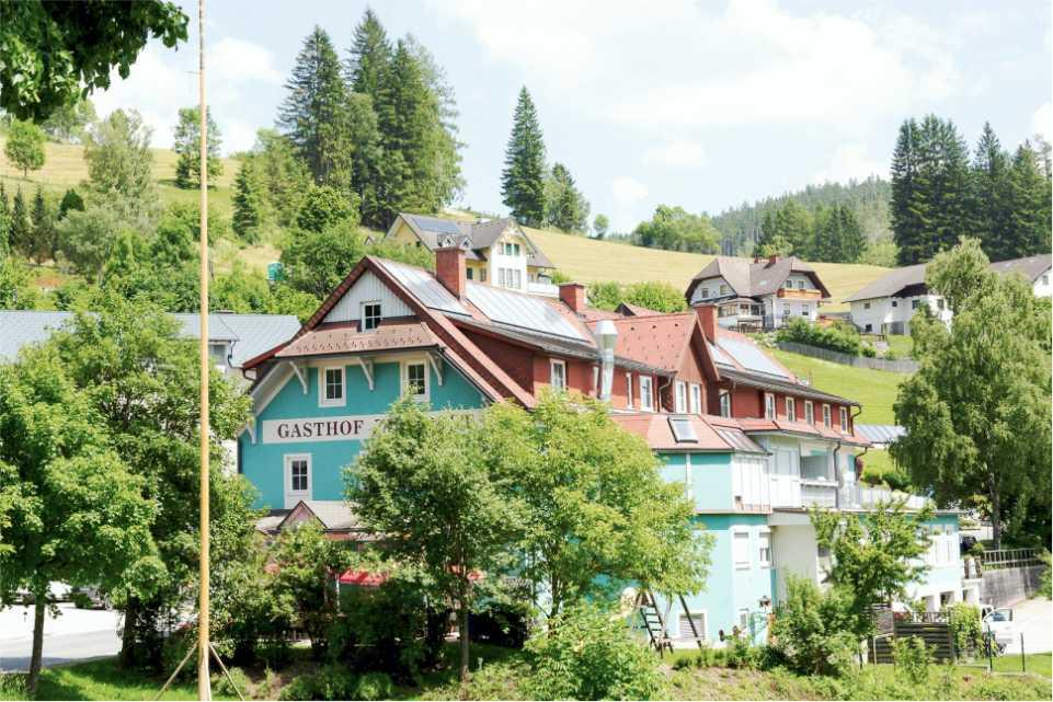 Gasthof zur Post – Königshofer St. Kathrein am Hauenstein Joglland