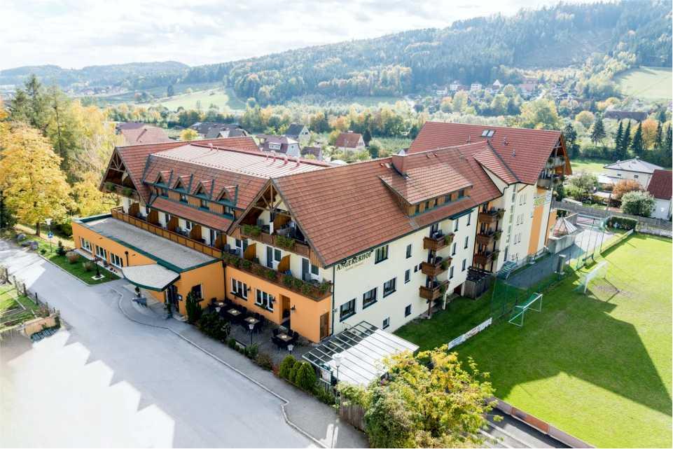 Hotel Angerer-Hof - Steiermark Gastgeber am Feistriztalradweg R8 Unterkunft