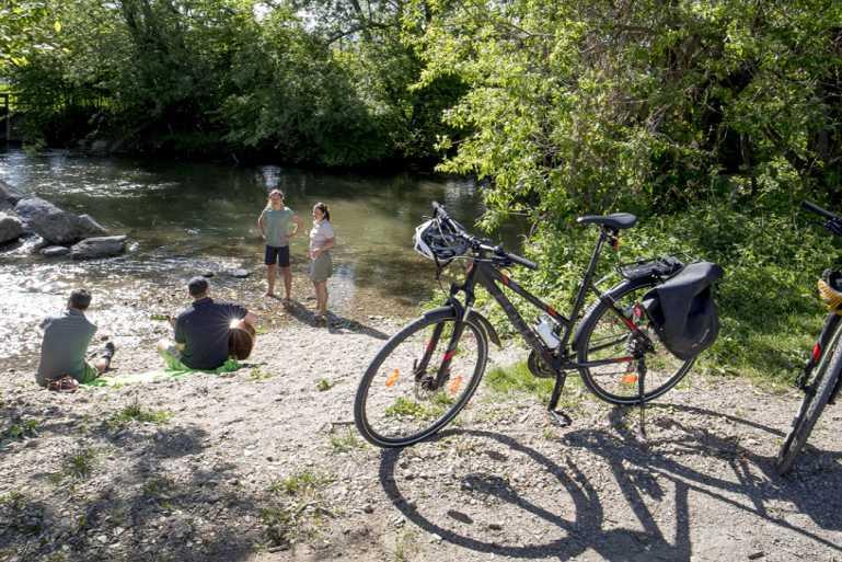 Feistritztalradweg R8 Radtour Steiermark Tourismusverband Oststeiermark Apfelland