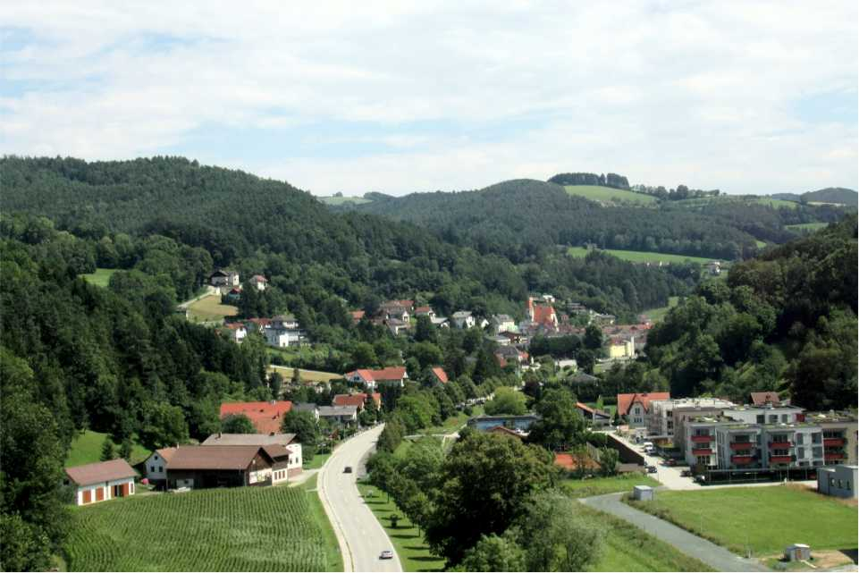 Großwilfersdorf-Feistritztalradweg-R8