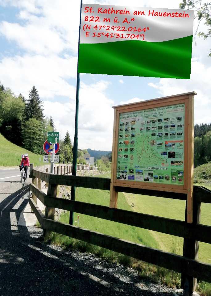 Start-des-Feistritztalradweges-R8-St.-Kathrein-am-Hauenstein-Steiermark